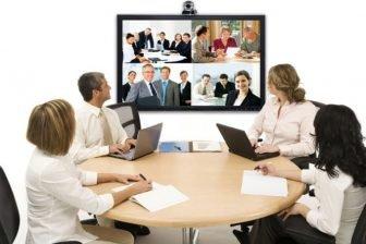 Recomendaciones para una reunión en línea