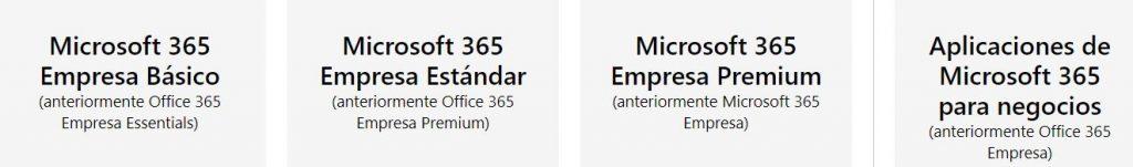 Proveedores de licencias Microsoft 5
