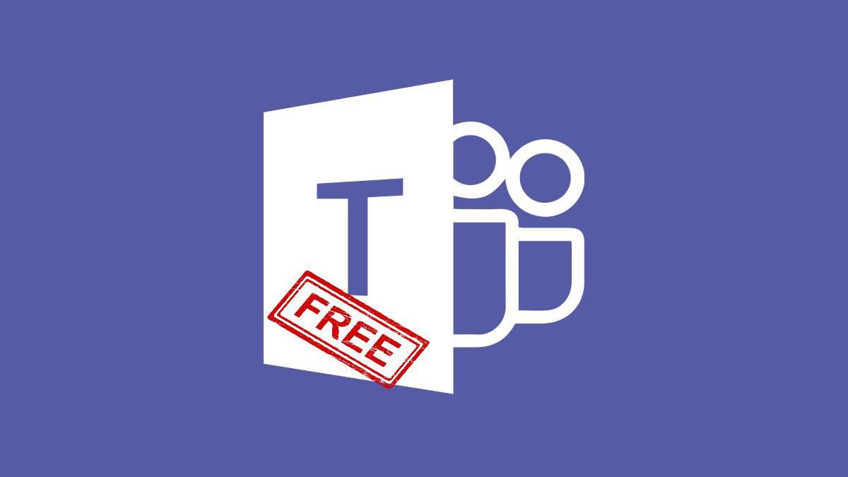 Diferencias entre Microsoft Teams y Microsoft Teams gratis