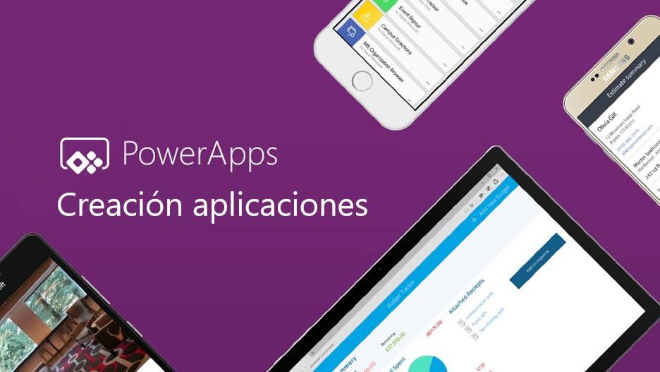 PowerApps desarrollo aplicaciones